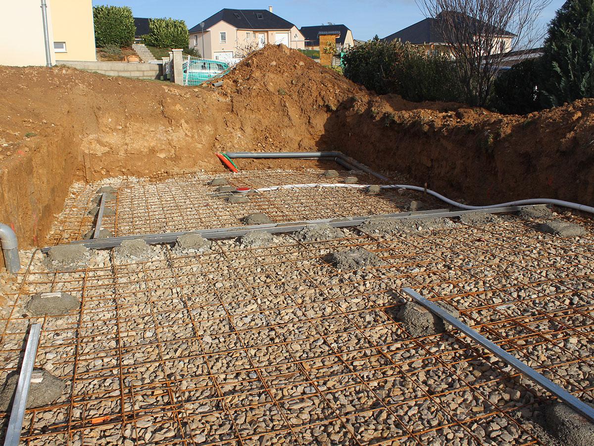 Construction d'une piscine à Rodez avec Actu Piscine